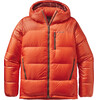 Patagonia M's Fitz Roy Down Parka Cusco Orange